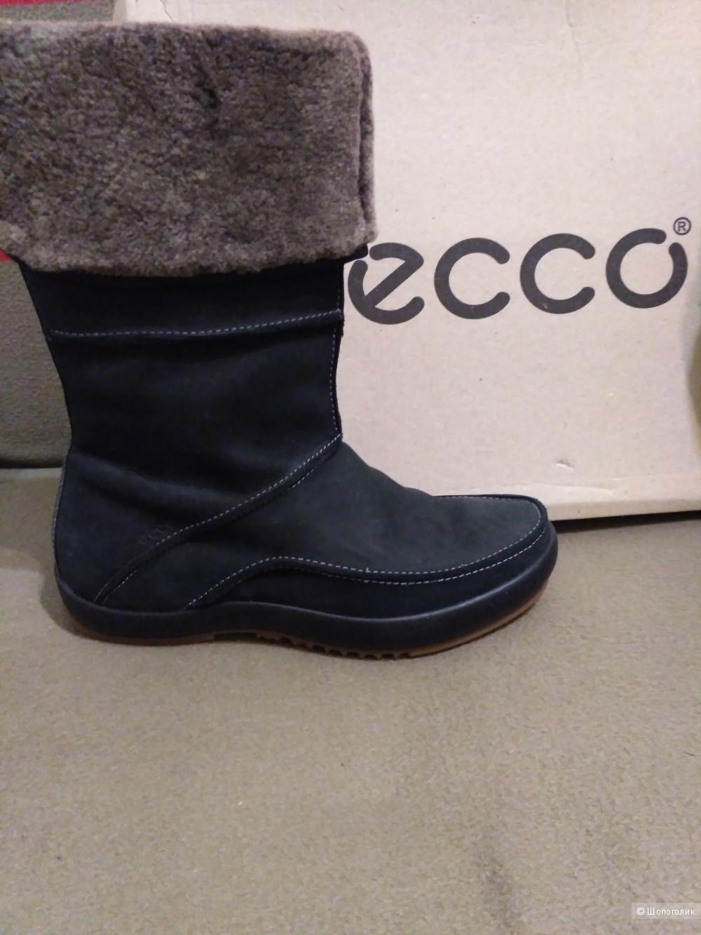Сапоги ECCO, 38-39 размер