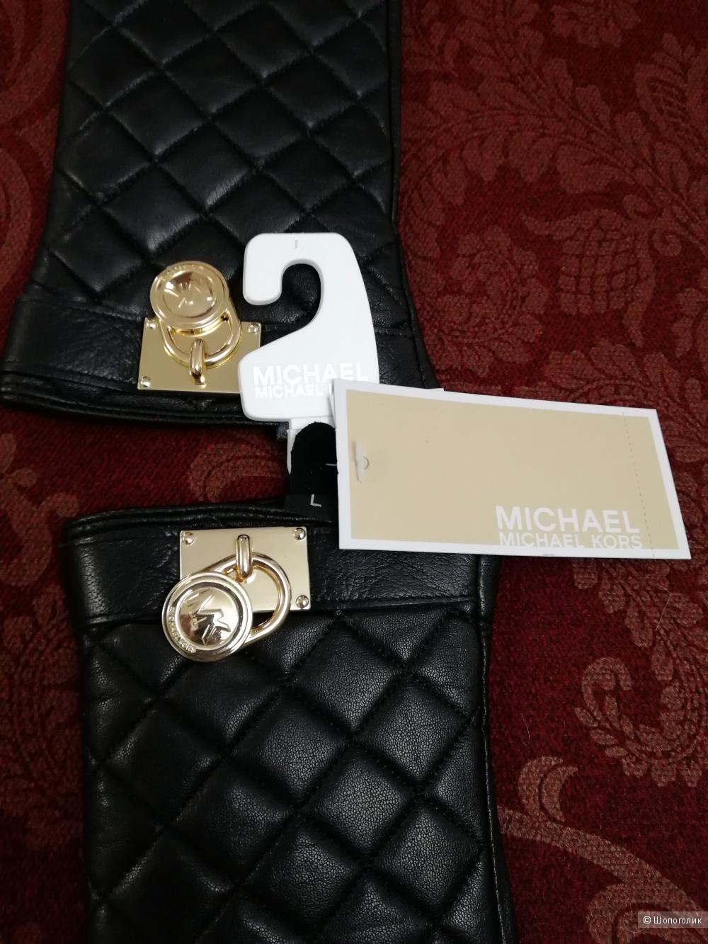 MICHAEL KORS перчатки L