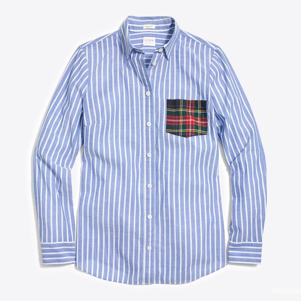 Рубашка J Crew Factory размер XS