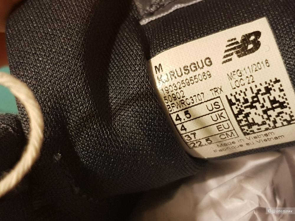 Кроссовки New balance 37 eur, uk 4, 22.5 см