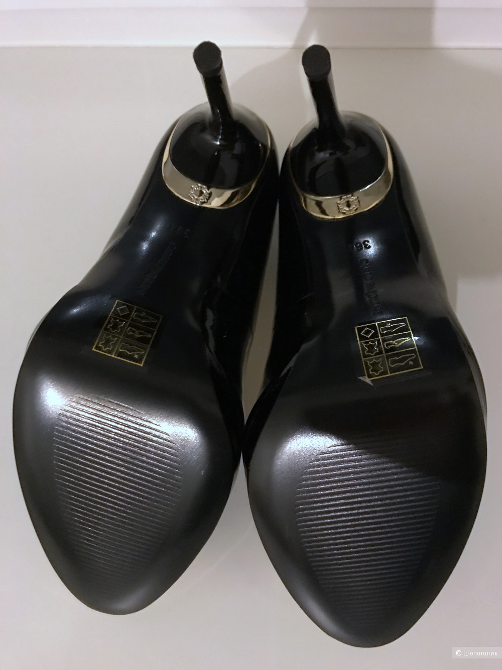 Туфли Carlo Pazolini, 36,5 размер