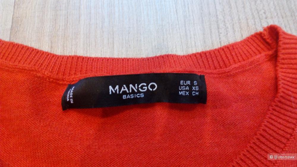 Джемпер mango s размер
