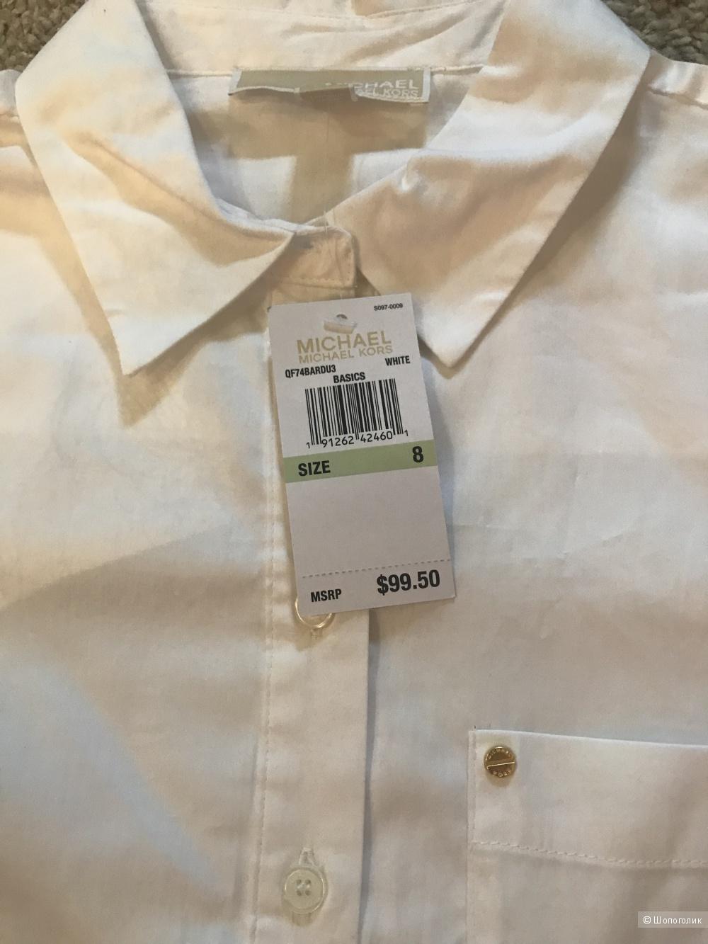 Блуза Michael Kors (Размер 8 US, росс. 42-44)