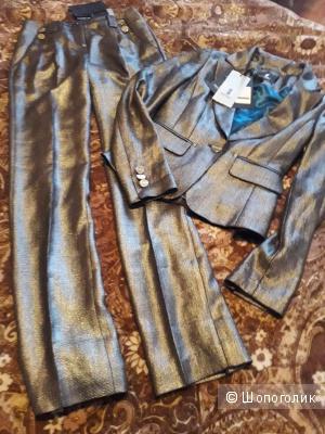 Костюм:пиджак + брюки,BASIC,р.S