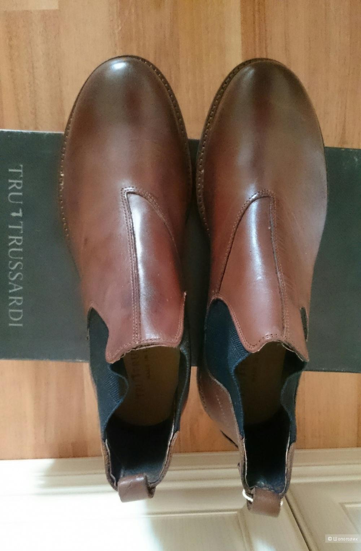 Ботинки полусапоги Tru Trussardi,  размер 43