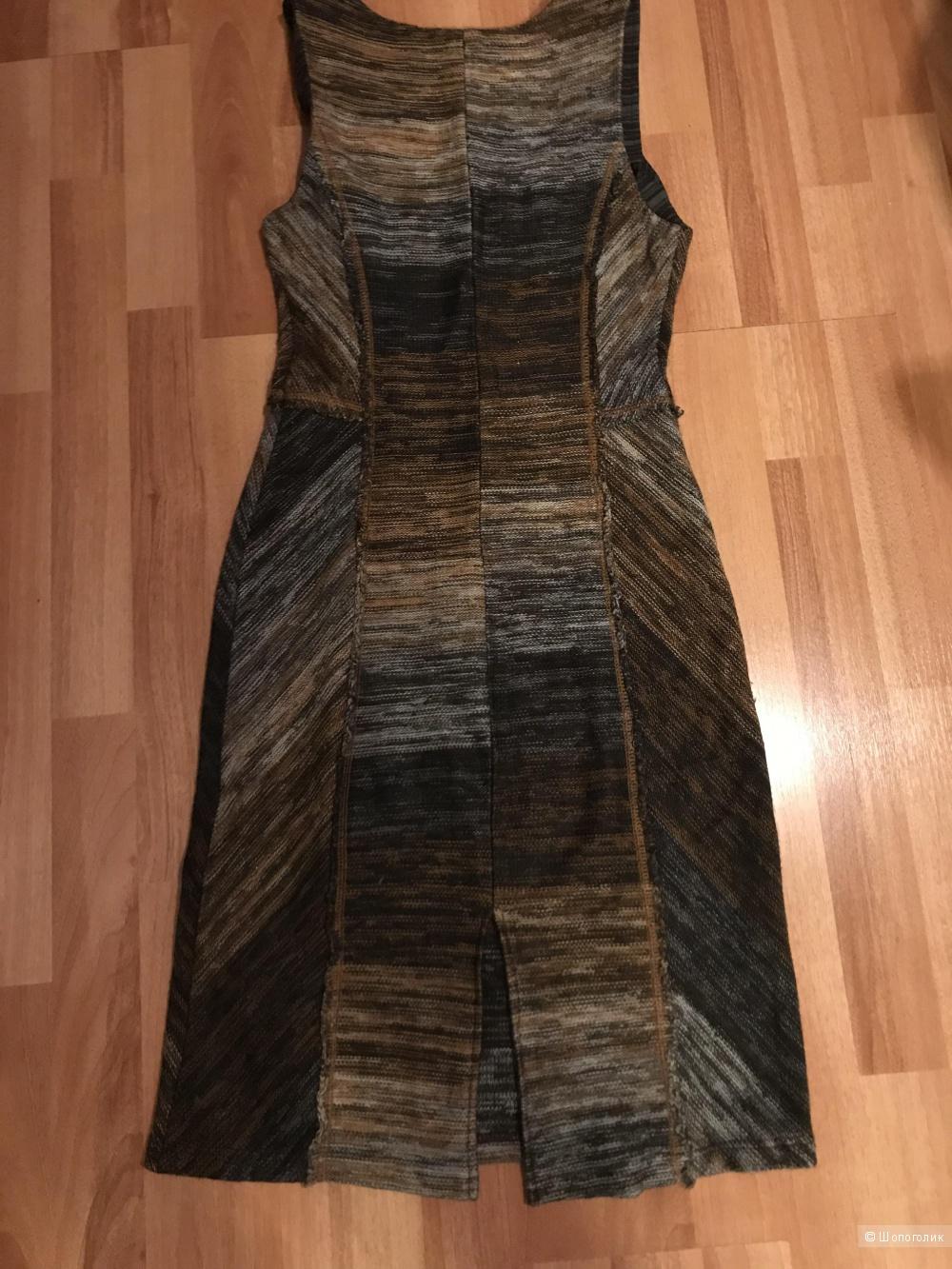 Вязаный сарафан Weaving 42-44 размер