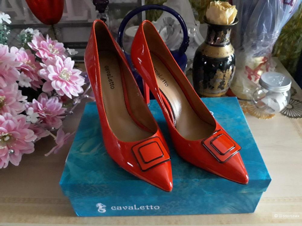 Туфли Cavaletto.размер 39.