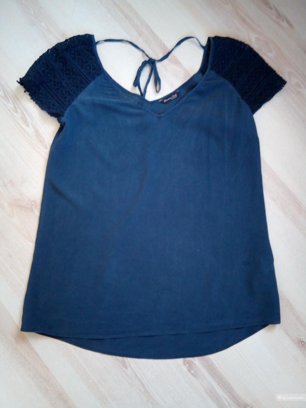 Топ блузка Massimo Dutti 42-44 размер