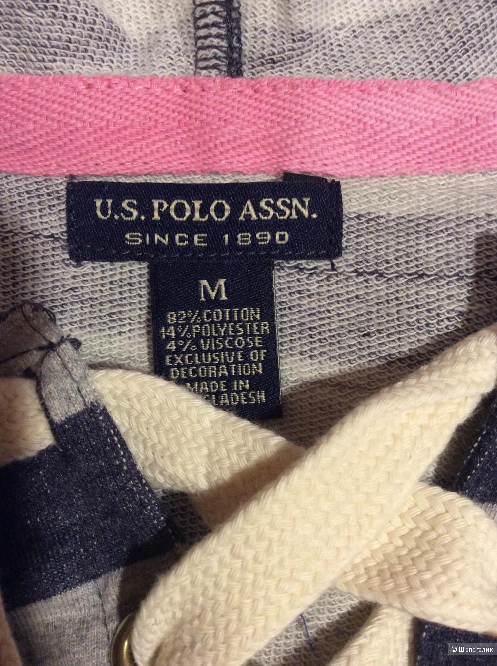 Толстовка Polo assn.  Размер- М