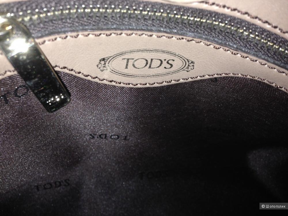Сумка тоут Tod'S D-Styling