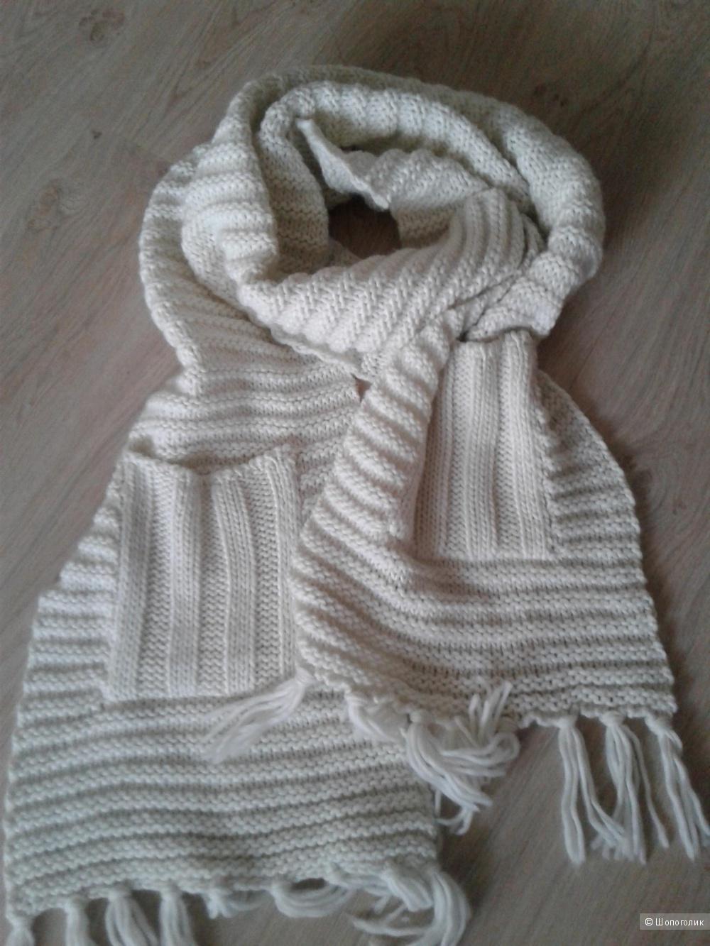 Длинный шарф МЕХХ