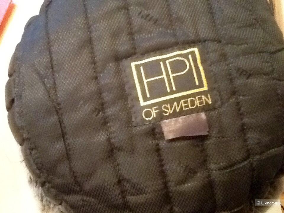 Мужская ушанка HPI of SWEDEN,размер 62