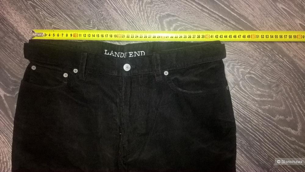 Брюки мужские Lands end  34w32