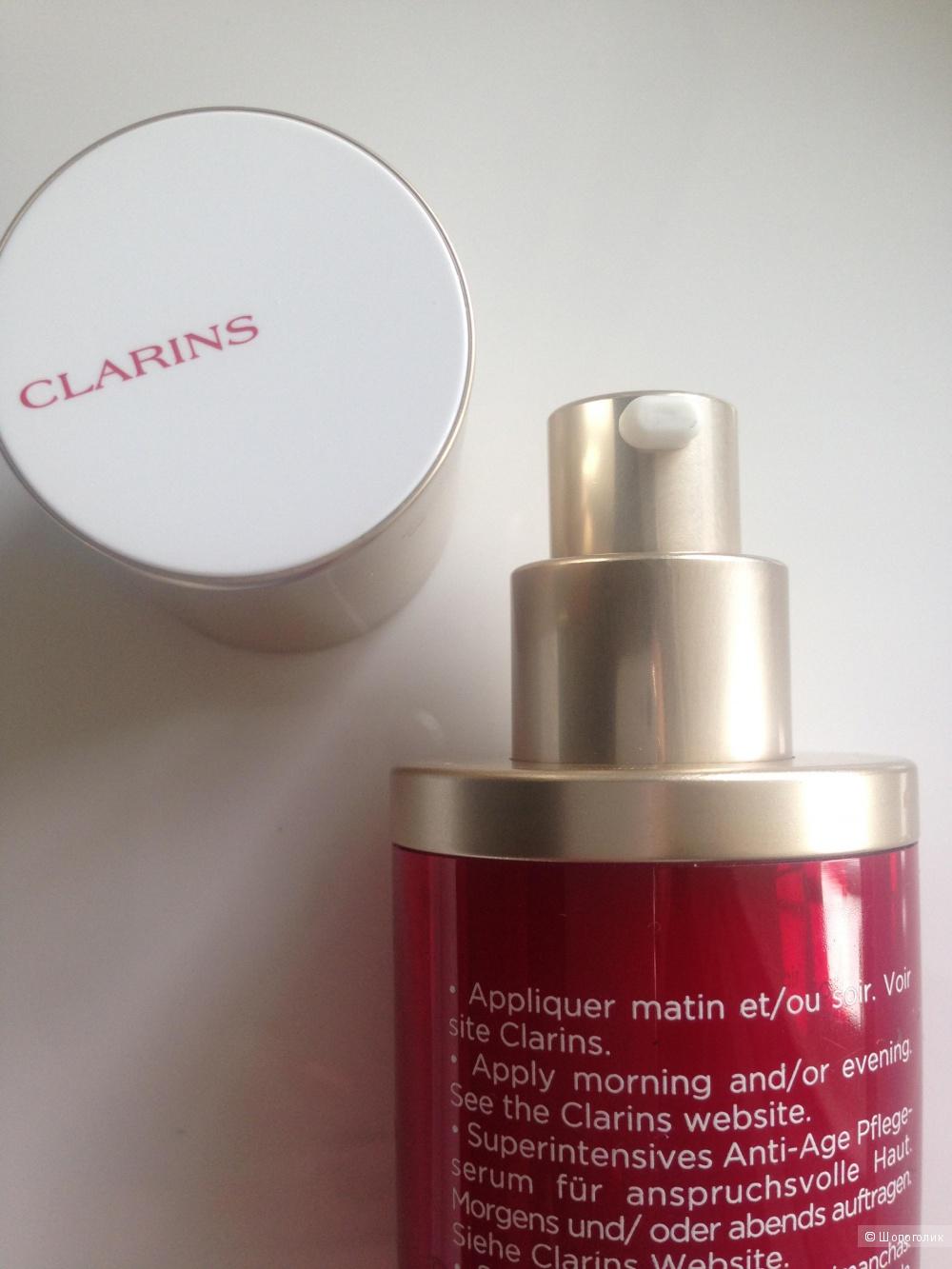 Восстанавливающая сыворотка Clarins Multi-Intensive