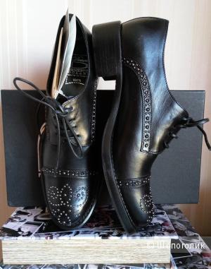Низкие ботинки Ernesto Dolani размер 38,5