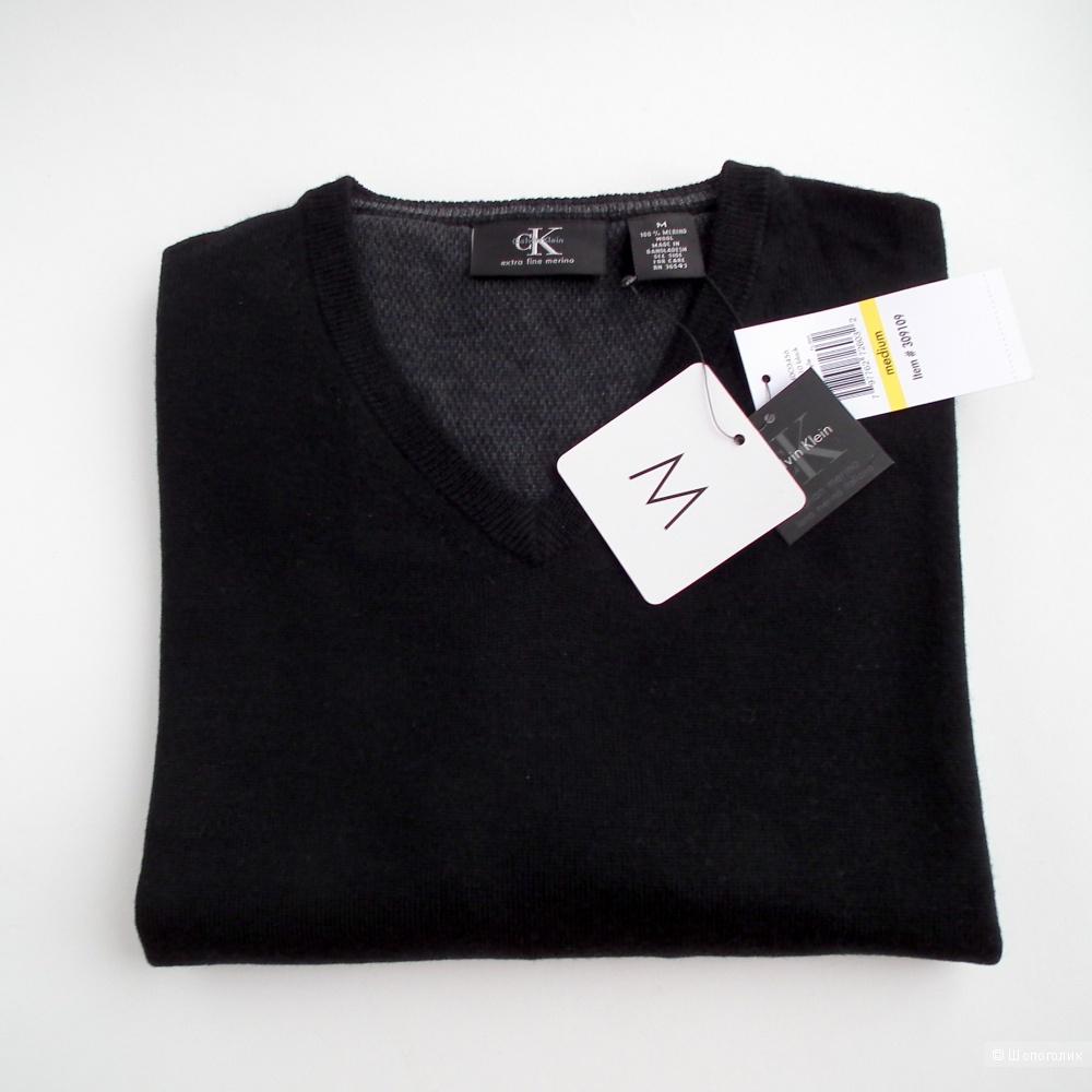 Мужская свитер Calvin Klein М (48-50)