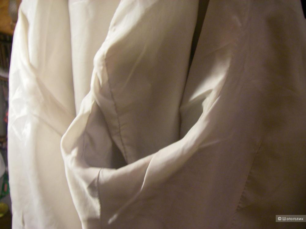 Пиджак льняной, Paris Paris размер 48