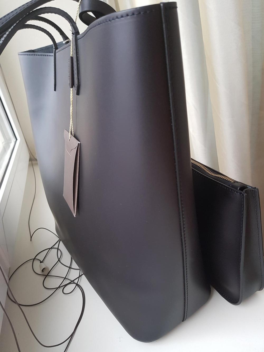 Сумка кожаная Tuscany leather новая