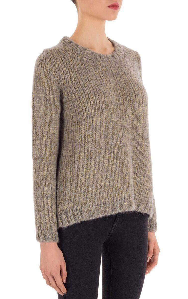 Шерстяной свитер M. V. Maglieria Veneta, размер М