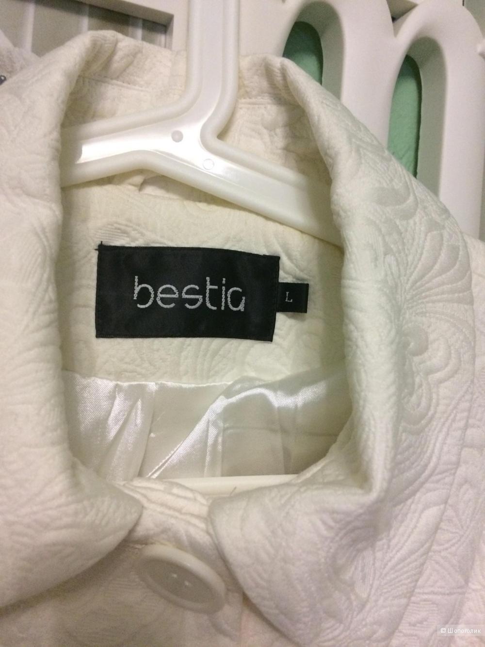 Тренч Bestia 46-48 размер