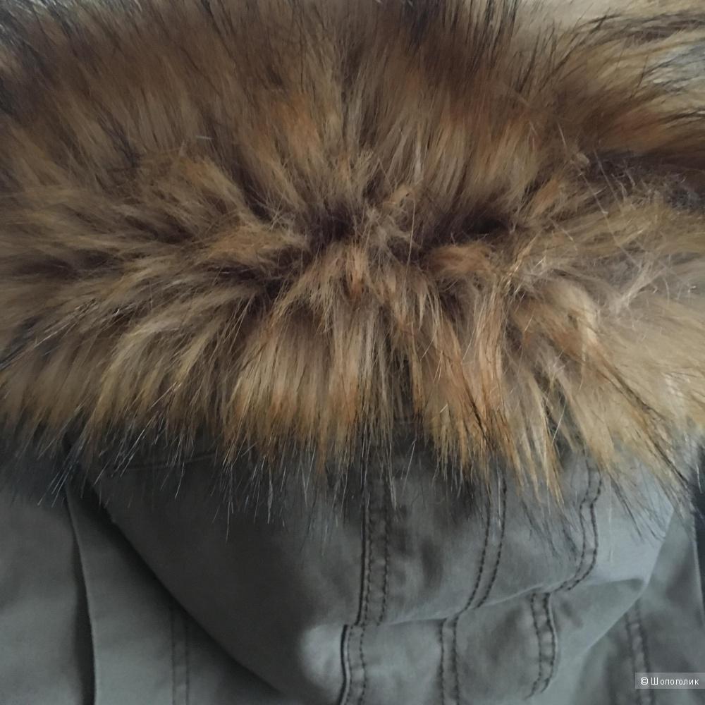 Парка пальто Bershka, S
