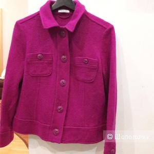 Жакет пиджак Public размер 48-50 100 % шерсть