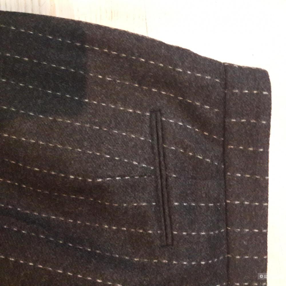 Брюки шерсть ангора Brax 38 европейского  размера