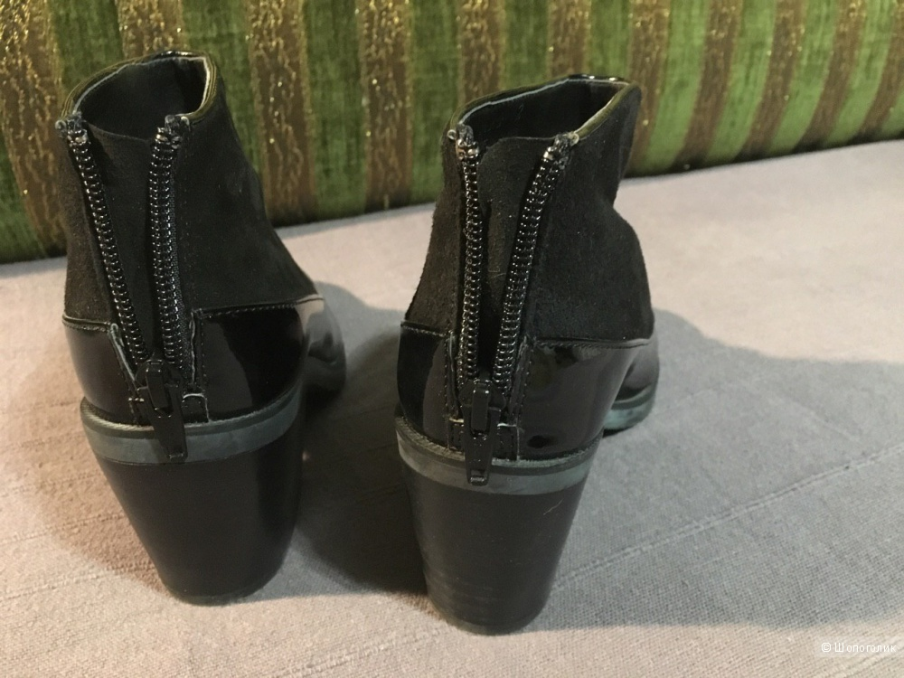 Кожаные ботинки Asos 34-34,5 размер