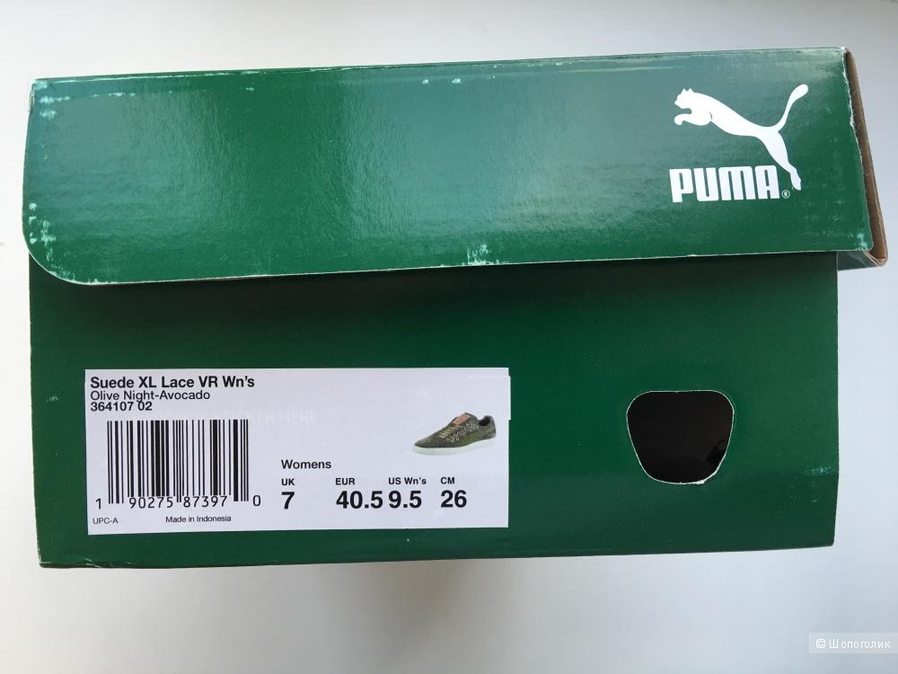 Сникерсы Puma, размер US 9,5