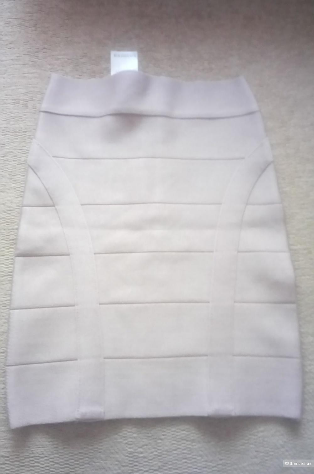 Бандажная юбка Bebe, р.  XXS
