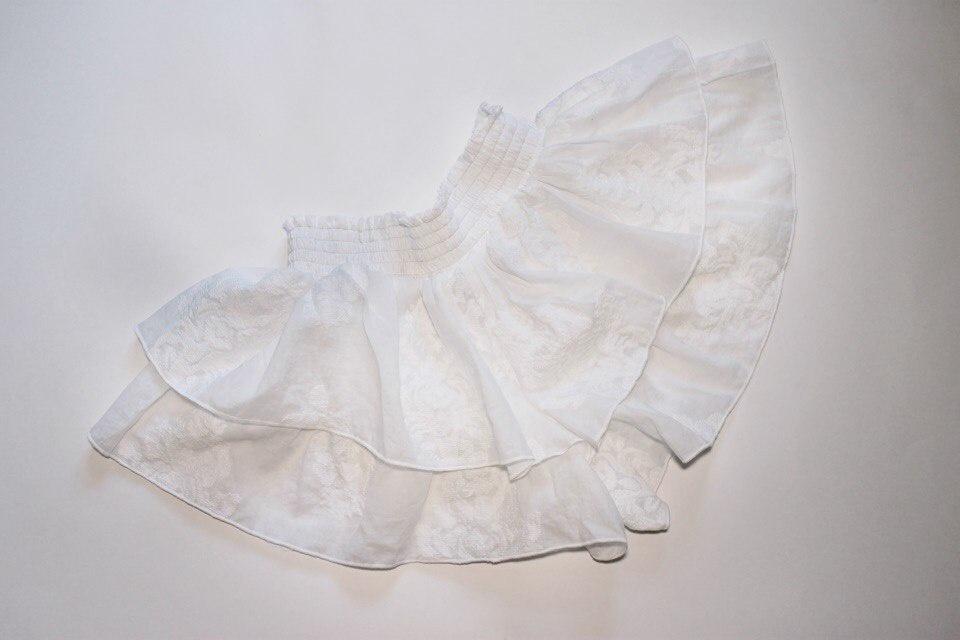 Пляжная юбка-шорты Victoria's Secret, размер XS