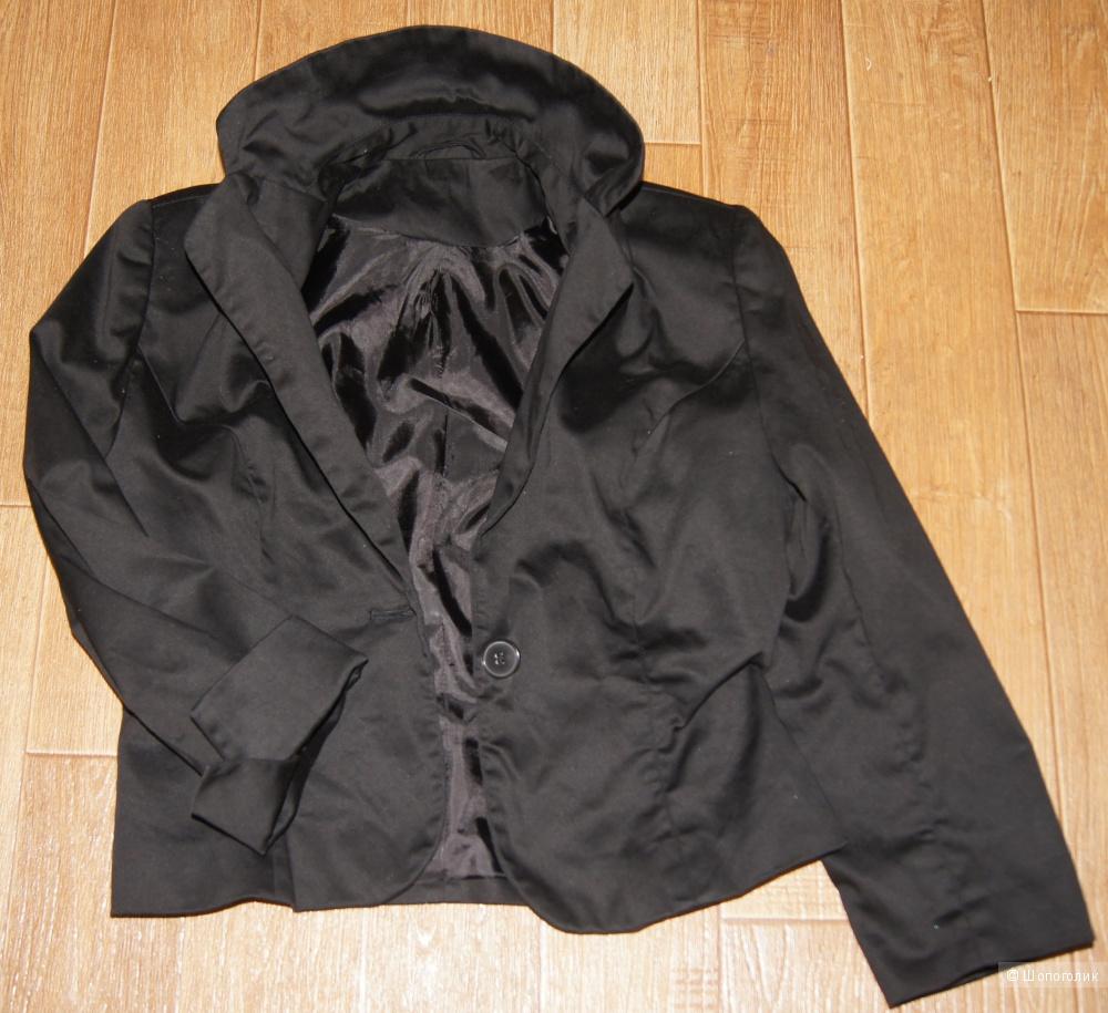 Укороченный пиджак, р-р 44