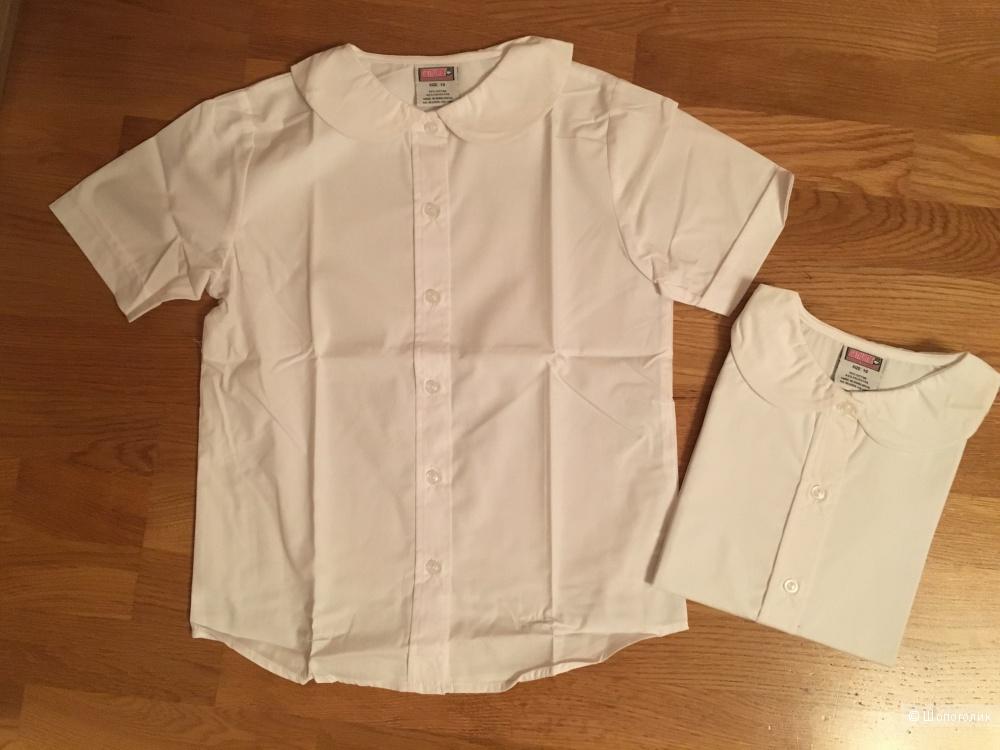Школьные блузки на 10 лет
