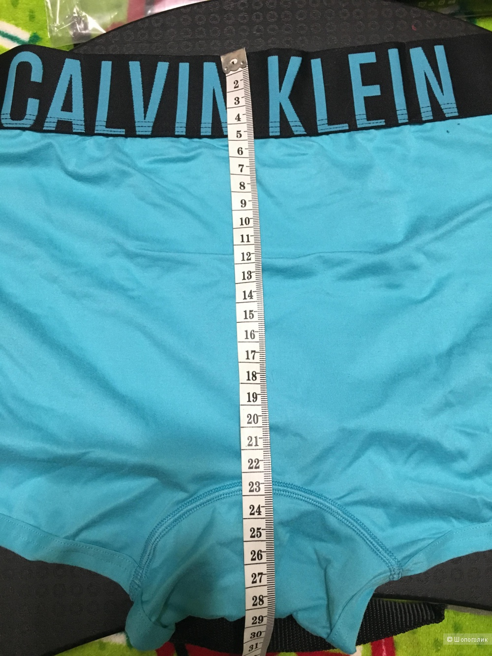 Мужские трусы-боксеры Calvin Klein Underwear Power Low Rise Trunks, р. XL