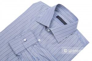 Мужская рубашка Tru Trussardi, размер 43/17 ( XL ), 44/17 1/2 ( XXL )