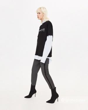 Брюки чиносы Zara размер М