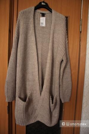 Кардиган H&M, размер 50-52