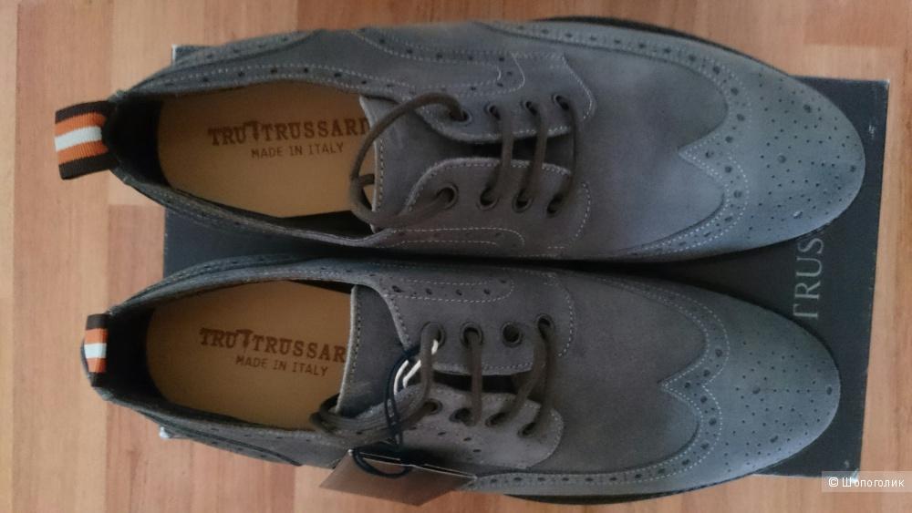 Ботинки Tru Trussardi,  размер 44