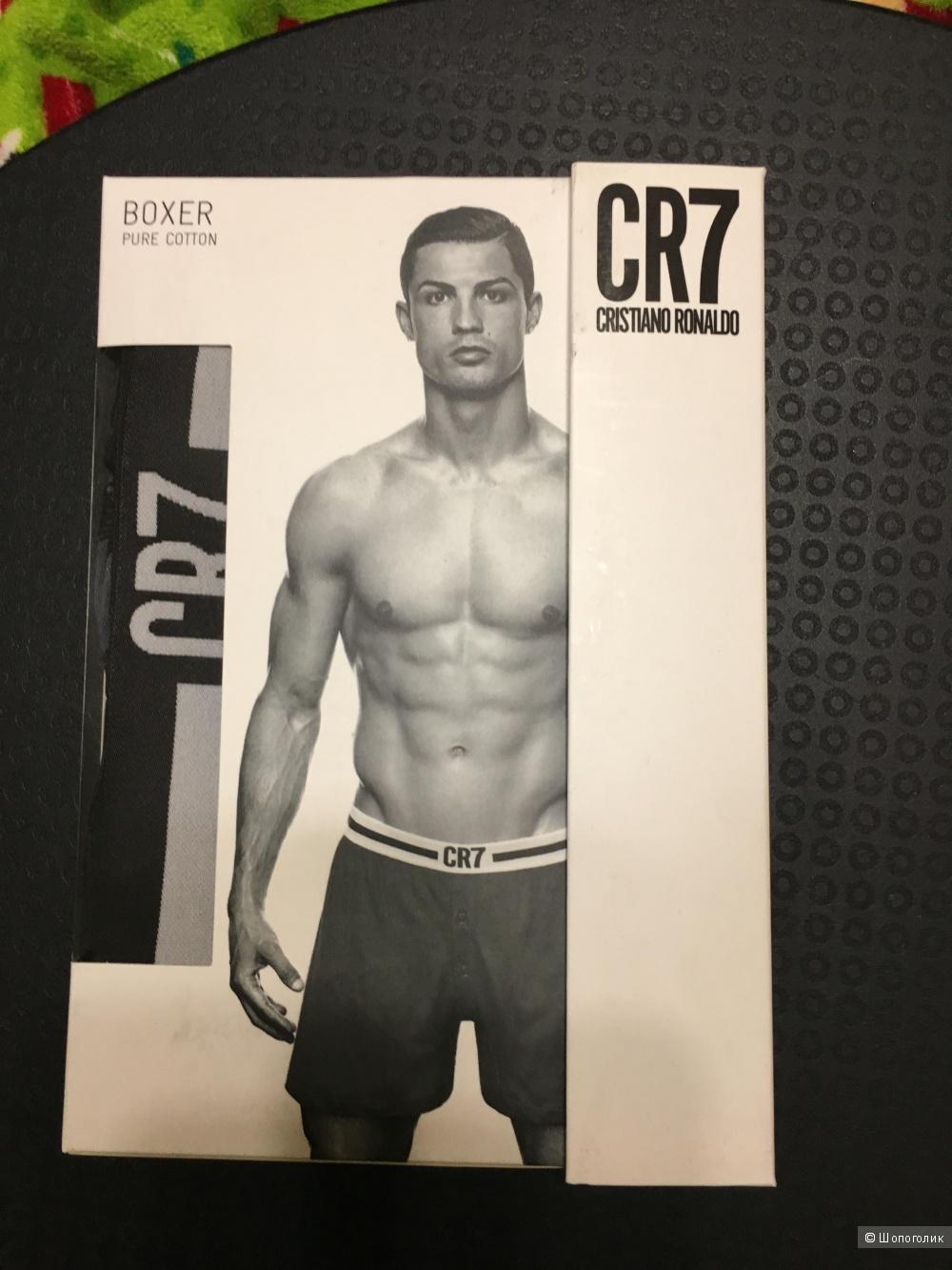 Хлопковые боксеры CR7 Cristiano Ronaldo, размер S