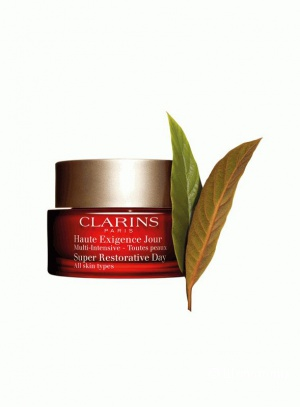 Дневной восстанавливающий крем Clarins Multi-Intensive