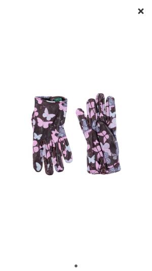 Кожаные перчатки 5 Fingers M
