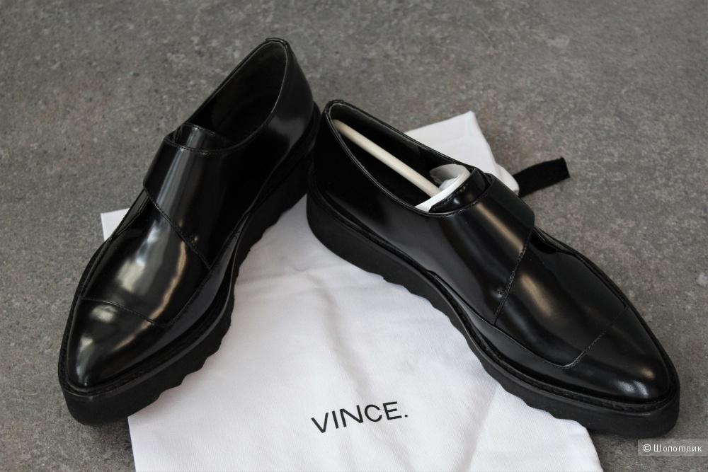 Лоферы Vince 35,5 размер