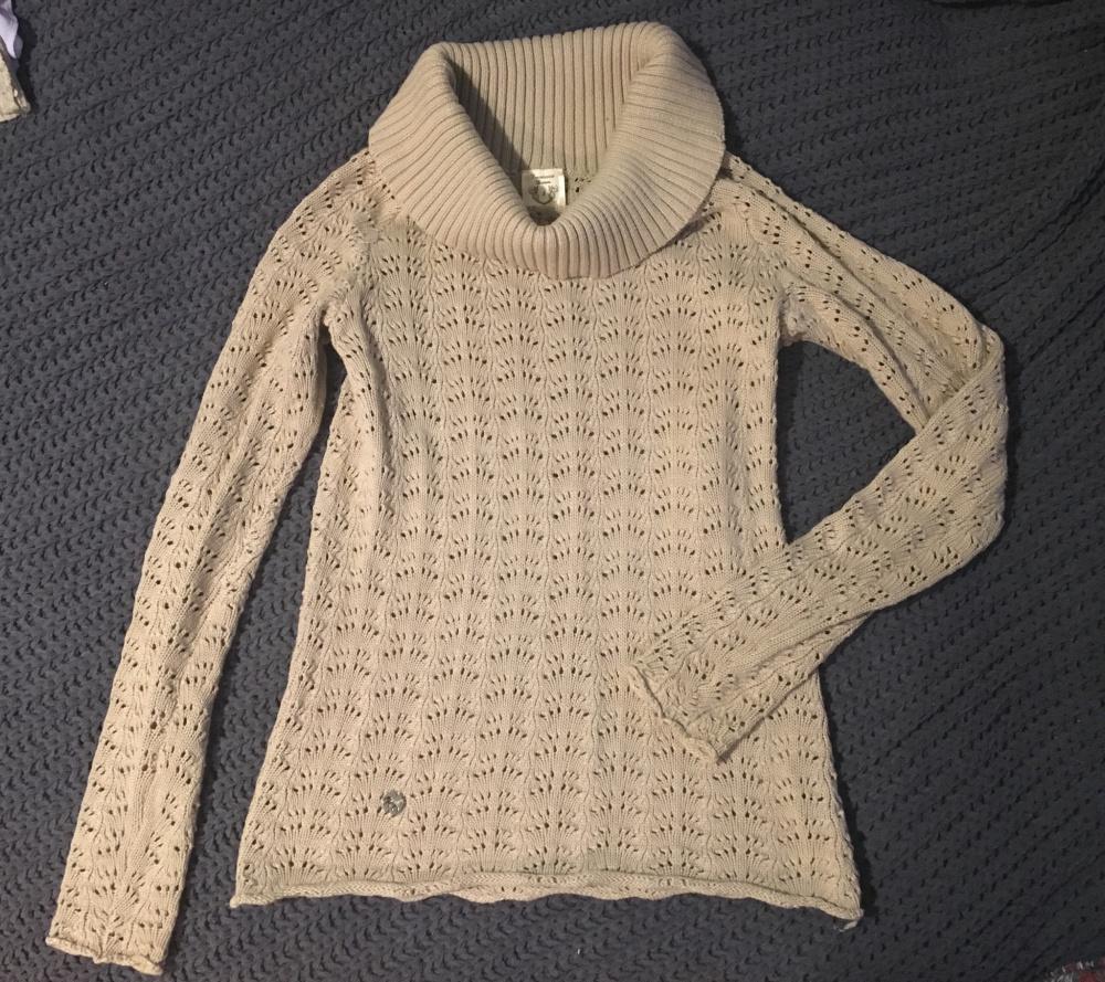 Хлопковый свитер Francesco Donni, размер S
