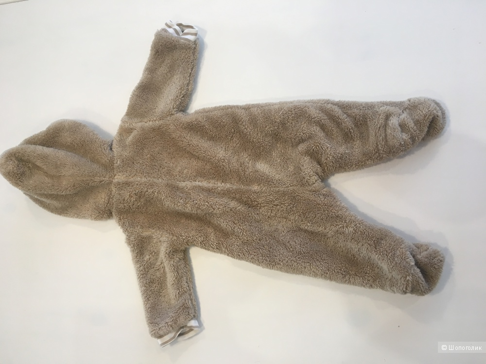 Комбинезон Wenice детский утеплённый до 5-6 мес.