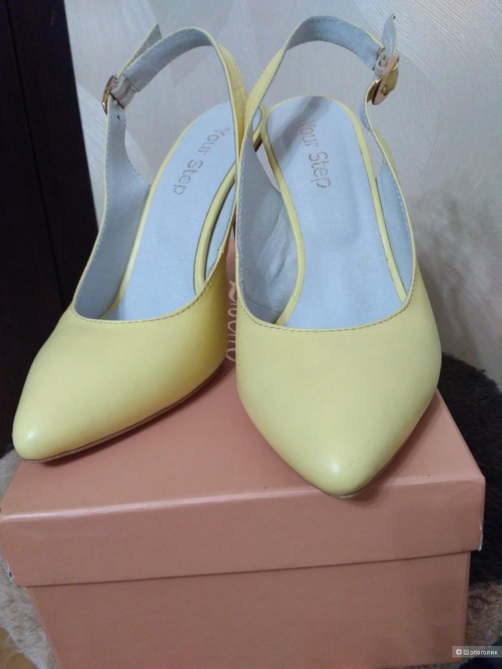 Туфли-босоножки, Exclusive Styele, размер 37