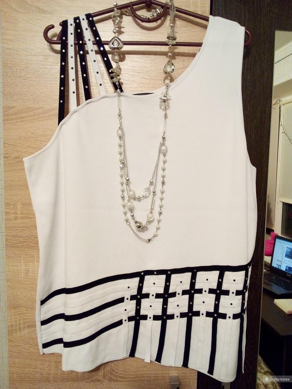 Летняя блузка AL Paradise размер 50