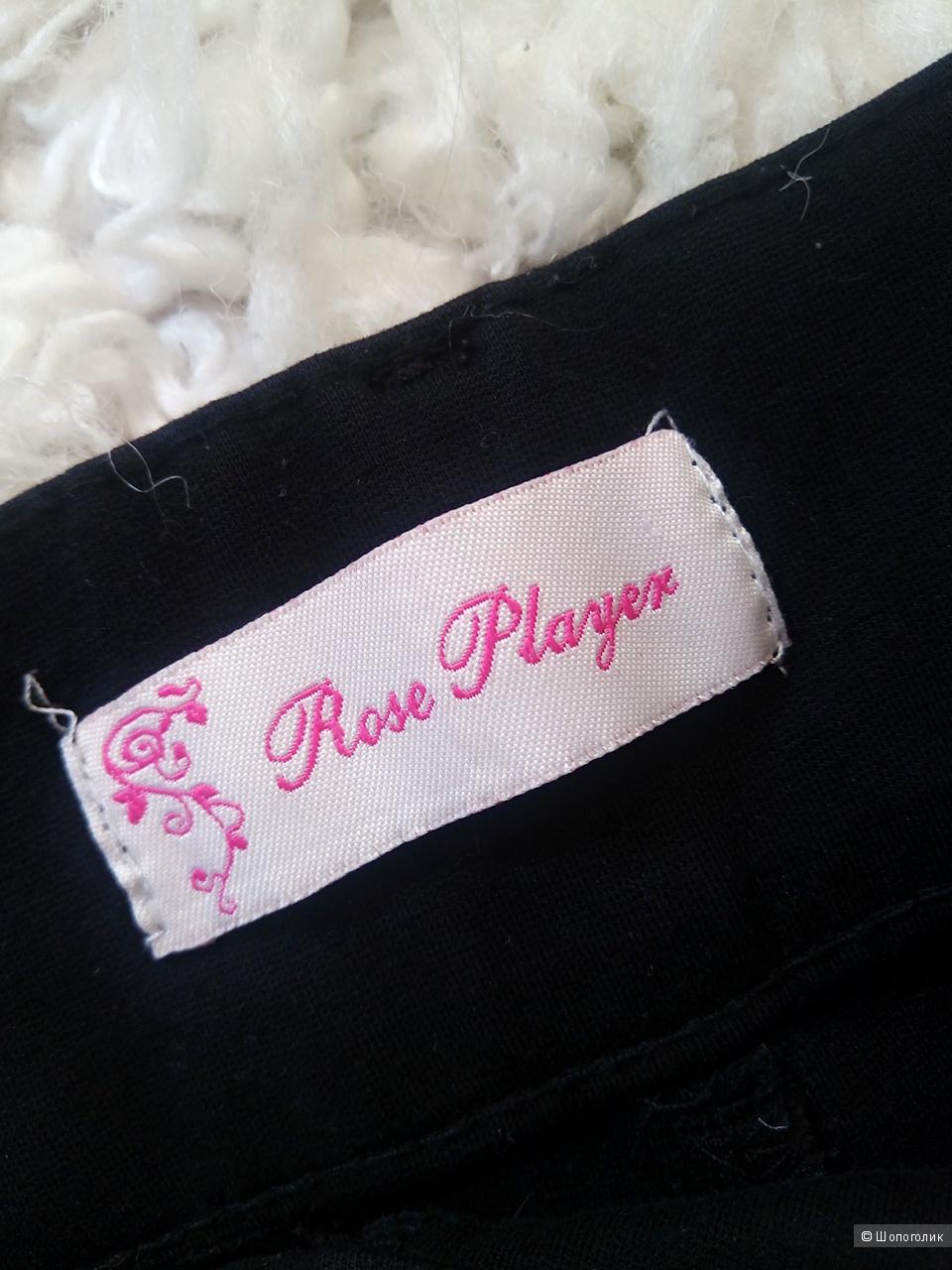 Комплект из 3 вещей,  Rose Player.,размер S-M