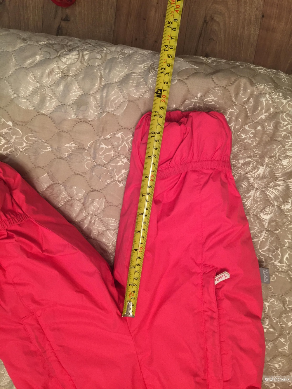 Комбенизон зимний Ledotte, 86 разм