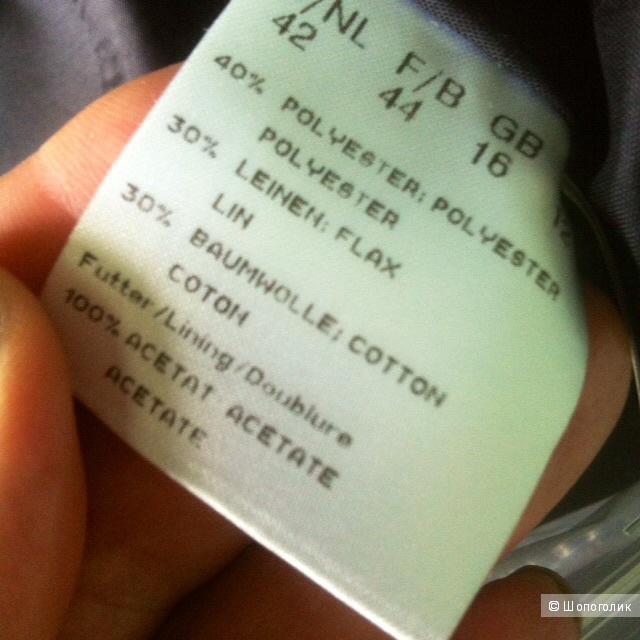 Пиджак FRANK WALDER,44Fr,42D,48-50russ