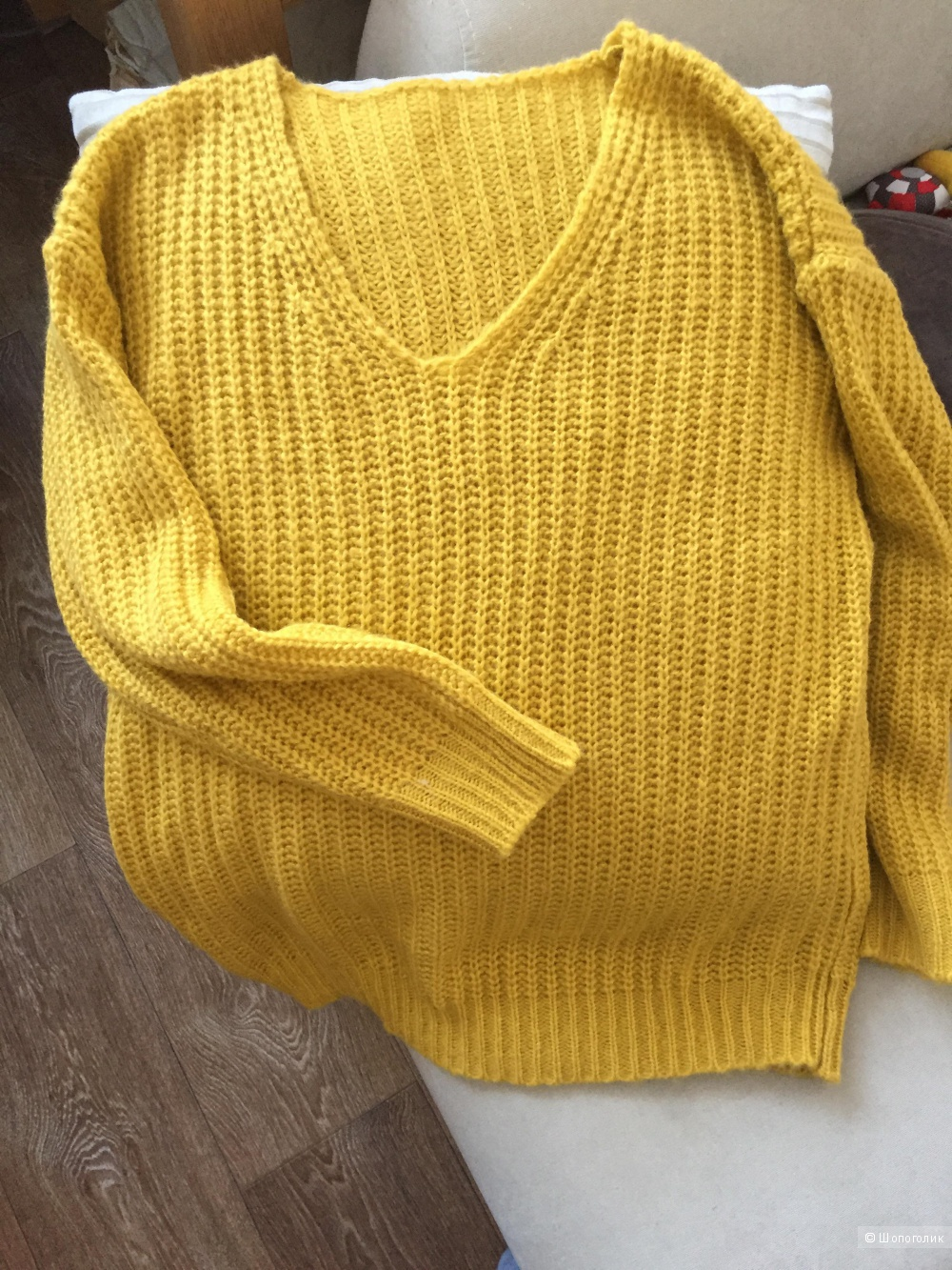 Джемпер, свитер, размер М-L